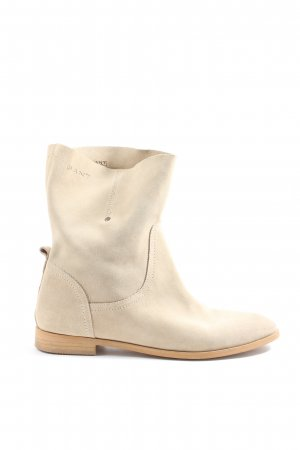 Gant Slip-on Booties natural white casual look