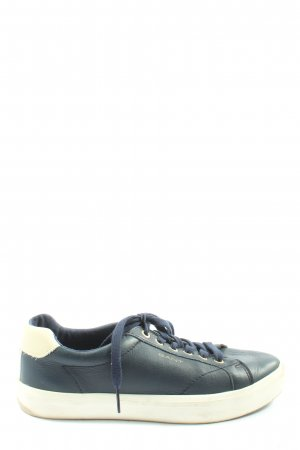 Gant Lace-Up Sneaker blue casual look