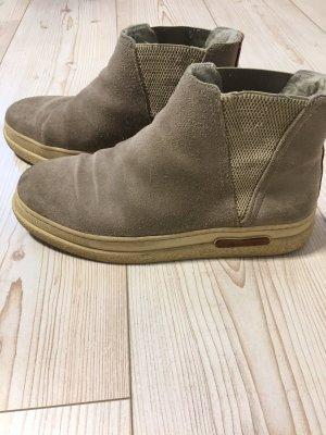 Gant Winter Booties light grey