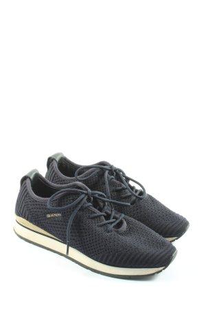 Gant Chaussure skate noir style décontracté