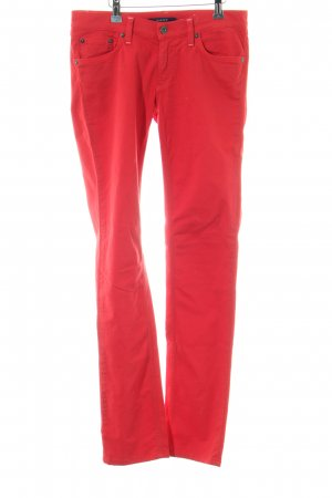 Gant Skinny Jeans rot Casual-Look
