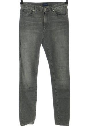 Gant Skinny Jeans schwarz Casual-Look