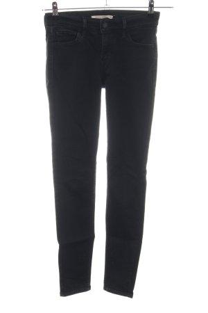 Gant Slim Jeans schwarz Casual-Look
