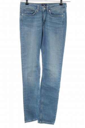Gant Slim Jeans blau Casual-Look