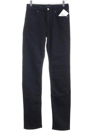 Gant Slim Jeans schwarz schlichter Stil