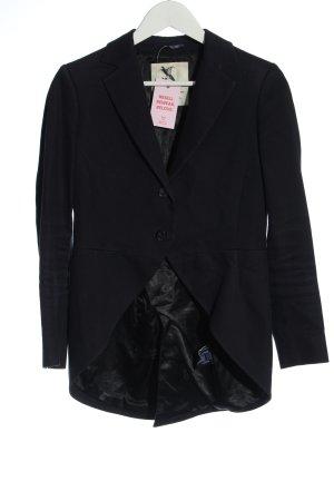 Gant Smokingblazer zwart zakelijke stijl