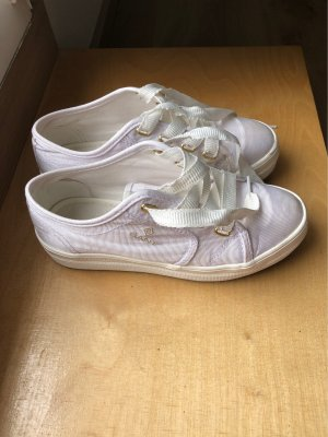 Gant Platform Trainers white-gold-colored