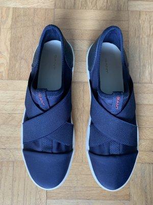 Gant Sneaker/Slipper, Dunkelblau, Gr.41, Neuwertig