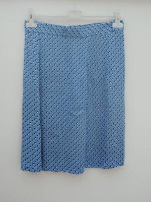 Gant Falda midi azul