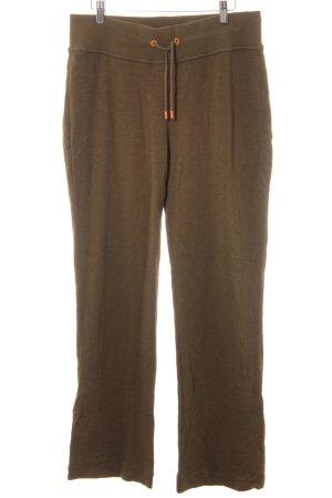 Gant Sporthose khaki-hellorange sportlicher Stil