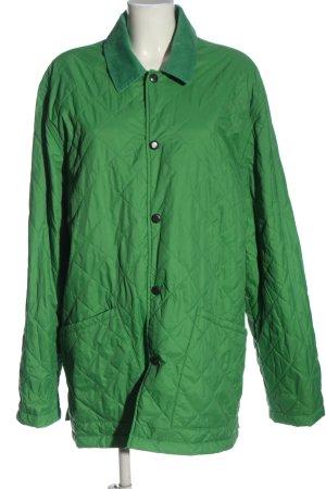 Gant Chaqueta acolchada verde estampado acolchado look casual