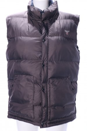 Gant Quilted Gilet lilac quilting pattern casual look