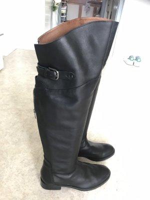 Gant Botas sobre la rodilla negro