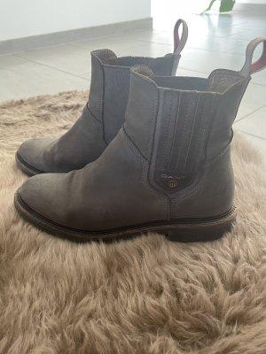 Gant Booties grey brown