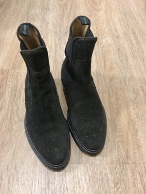 Gant Bottines à enfiler noir