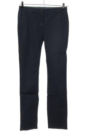 Gant Stoffhose blau Casual-Look