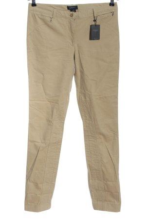 Gant Pantalone jersey crema stile casual