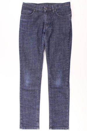 Gant Jeans a gamba dritta blu-blu neon-blu scuro-azzurro Cotone