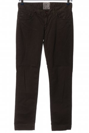 Gant Straight-Leg Jeans braun Casual-Look