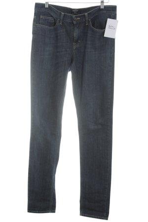 Gant Straight-Leg Jeans dunkelblau Casual-Look