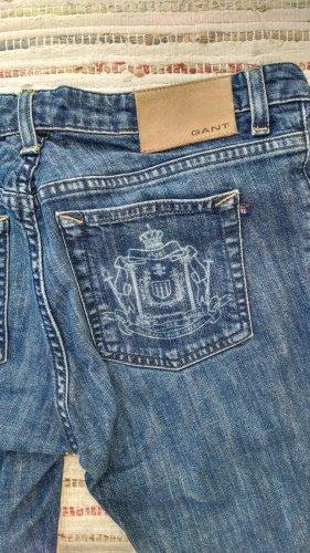 Gant Straight Leg Jeans