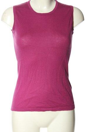 Gant Strickweste pink Casual-Look