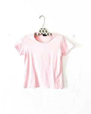 Gant • t-shirt • rosa • basics • casual