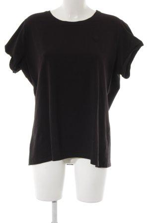 Gant T-Shirt schwarz Casual-Look