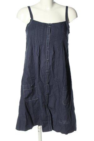 Gant Trägerkleid blau Casual-Look