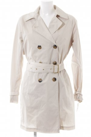 Gant Trenchcoat creme klassischer Stil