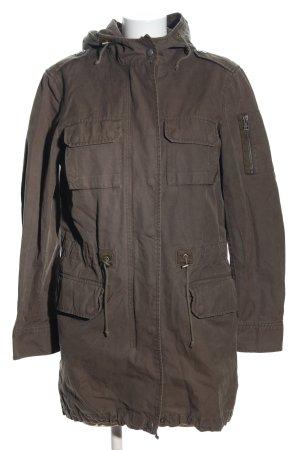 Gant Übergangsjacke braun Casual-Look
