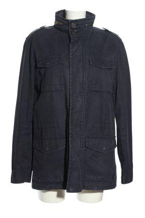 Gant Übergangsjacke blau Casual-Look
