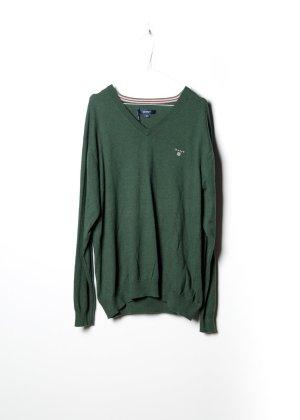 Gant Unisex Sweatshirt in Grün