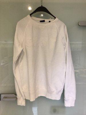 GANT weißer Herren Pullover Gr. XL wie NEU!!!
