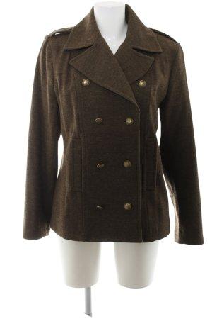 Gant Woll-Blazer bronzefarben Business-Look