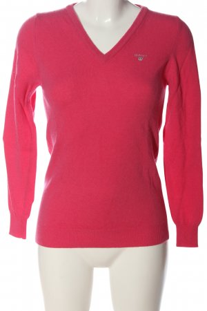 Gant Wollpullover pink Casual-Look