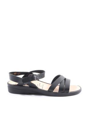 Ganter Comfort Sandals black casual look