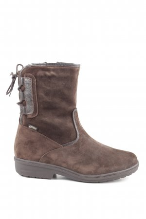 Ganter Winterstiefel bronzefarben Casual-Look