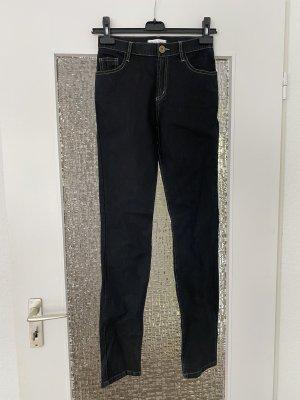 ganz neue jeans in marineblau dunkelblau