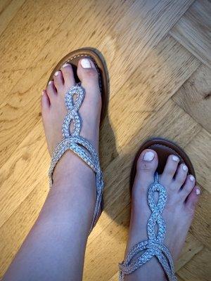 Deichmann Romeinse sandalen veelkleurig