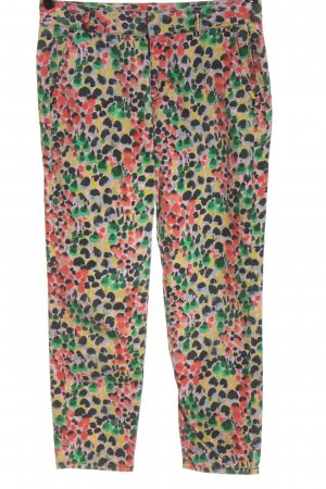 Gap 7/8 Length Trousers abstract pattern casual look