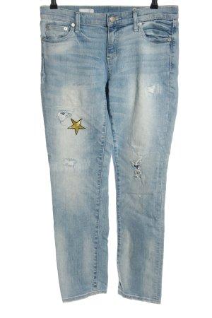 Gap 7/8 Jeans blau Casual-Look