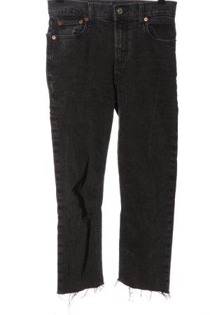 Gap 7/8 Jeans hellgrau Casual-Look