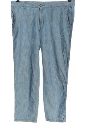 Gap Jeansy 7/8 niebieski Melanżowy W stylu casual