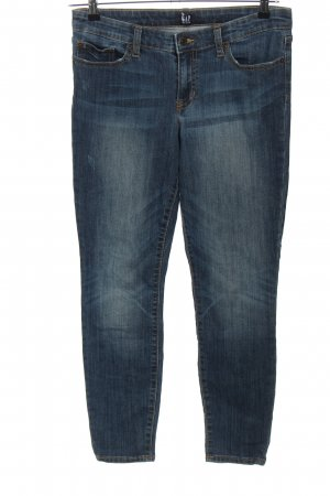 Gap 7/8 Jeans blau Casual-Look