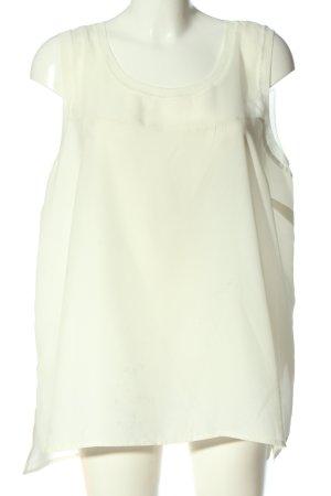 Gap Blusa senza maniche bianco sporco stile casual