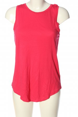 Gap Basic topje rood casual uitstraling