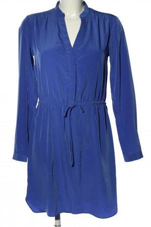 Gap Blusenkleid blau Casual-Look