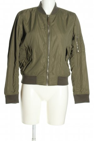 Gap Bomberjacke khaki Casual-Look