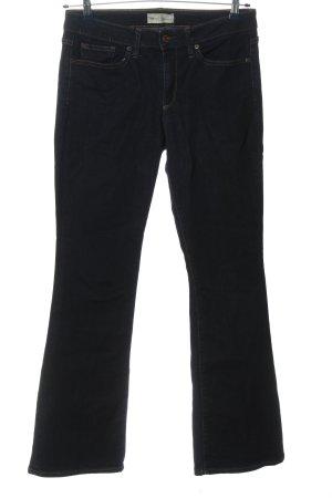Gap Boot Cut Jeans dark blue casual look